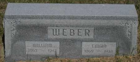 WEBER, WILLIAM - Cherry County, Nebraska | WILLIAM WEBER - Nebraska Gravestone Photos