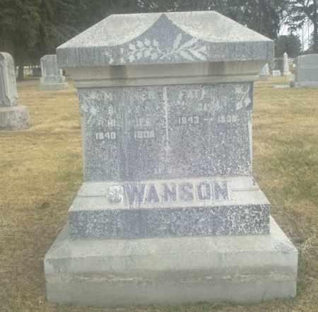 SWANSON, CARL - Cheyenne County, Nebraska | CARL SWANSON - Nebraska Gravestone Photos