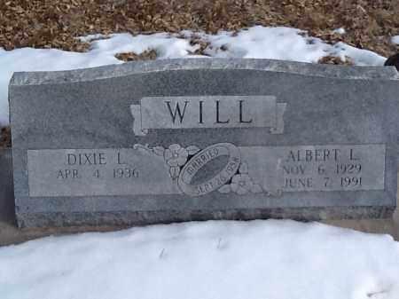 WILL, ALBERT - Clay County, Nebraska | ALBERT WILL - Nebraska Gravestone Photos