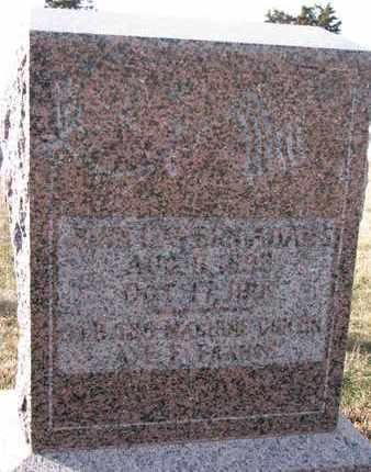 ADAMS, JOHN LAVERN - Cuming County, Nebraska   JOHN LAVERN ADAMS - Nebraska Gravestone Photos
