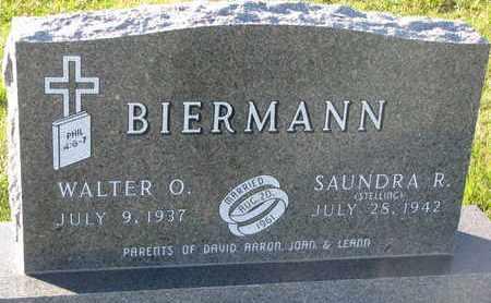 BIERMANN, SAUNDRA R. - Cuming County, Nebraska   SAUNDRA R. BIERMANN - Nebraska Gravestone Photos