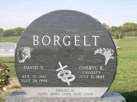HORST BORGELT, CHERYL K. - Cuming County, Nebraska   CHERYL K. HORST BORGELT - Nebraska Gravestone Photos