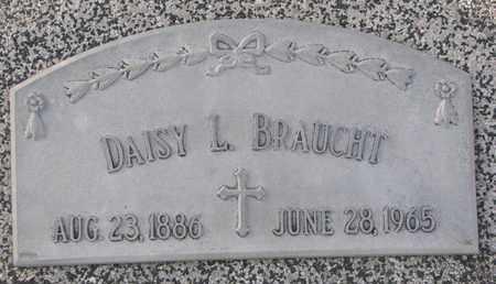 BRAUGHT, DAISY L. - Cuming County, Nebraska | DAISY L. BRAUGHT - Nebraska Gravestone Photos
