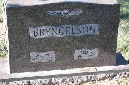 BRYNGELSON, SELMA - Cuming County, Nebraska | SELMA BRYNGELSON - Nebraska Gravestone Photos