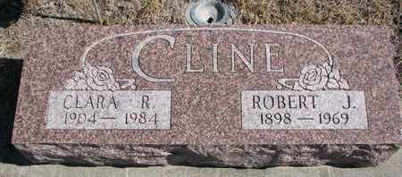 CLINE, CLARA R. - Cuming County, Nebraska | CLARA R. CLINE - Nebraska Gravestone Photos