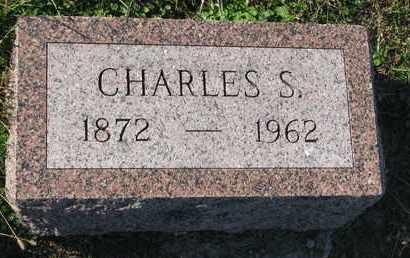 DEILY, CHARLES S. - Cuming County, Nebraska   CHARLES S. DEILY - Nebraska Gravestone Photos