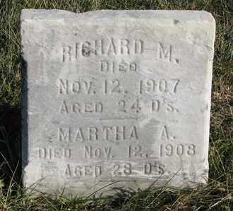 DOLPH, RICHARD M. - Cuming County, Nebraska | RICHARD M. DOLPH - Nebraska Gravestone Photos