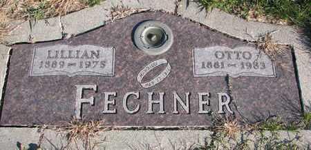 FECHNER, OTTO - Cuming County, Nebraska | OTTO FECHNER - Nebraska Gravestone Photos