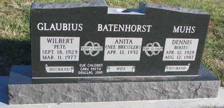 BRESSLER BATENHORST, ANITA - Cuming County, Nebraska | ANITA BRESSLER BATENHORST - Nebraska Gravestone Photos