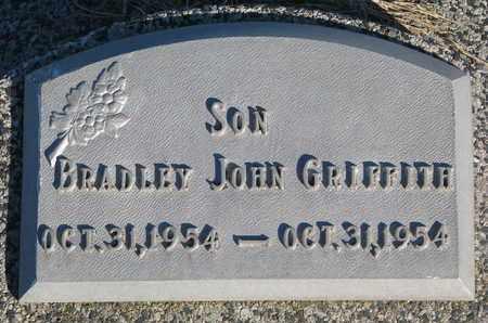 GRIFFITH, BRADLEY JOHN - Cuming County, Nebraska   BRADLEY JOHN GRIFFITH - Nebraska Gravestone Photos