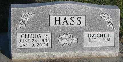 HASS, GLENDA R. - Cuming County, Nebraska   GLENDA R. HASS - Nebraska Gravestone Photos