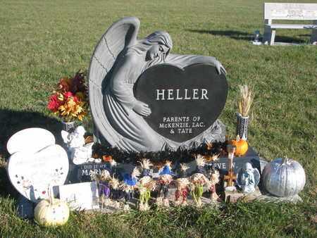 HELLER, MARLA J. - Cuming County, Nebraska | MARLA J. HELLER - Nebraska Gravestone Photos