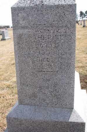 JACOBSEN, KATHERINE - Cuming County, Nebraska | KATHERINE JACOBSEN - Nebraska Gravestone Photos