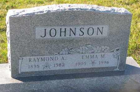 JOHNSON, EMMA M. - Cuming County, Nebraska | EMMA M. JOHNSON - Nebraska Gravestone Photos