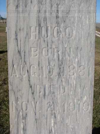 LEHMKUHL, HUGO (CLOSEUP) - Cuming County, Nebraska | HUGO (CLOSEUP) LEHMKUHL - Nebraska Gravestone Photos