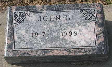 LUESHEN, JOHN G. - Cuming County, Nebraska | JOHN G. LUESHEN - Nebraska Gravestone Photos