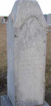 MATTHIES, OTTO E. - Cuming County, Nebraska | OTTO E. MATTHIES - Nebraska Gravestone Photos