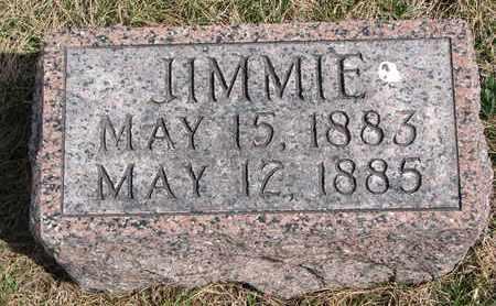 MCKENZIE, JIMMIE - Cuming County, Nebraska   JIMMIE MCKENZIE - Nebraska Gravestone Photos
