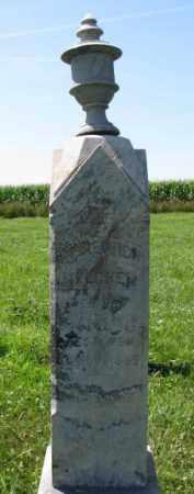 MELCHER, J. FRIEDRICH - Cuming County, Nebraska | J. FRIEDRICH MELCHER - Nebraska Gravestone Photos