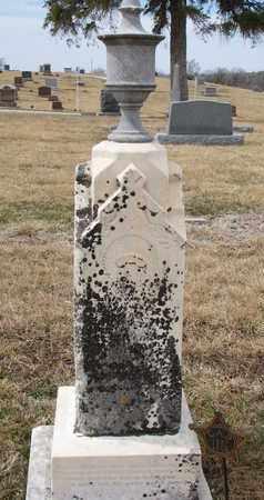 MERRIAM, WILLIAM - Cuming County, Nebraska | WILLIAM MERRIAM - Nebraska Gravestone Photos