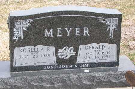 MEYER, ROSELLA R. - Cuming County, Nebraska   ROSELLA R. MEYER - Nebraska Gravestone Photos