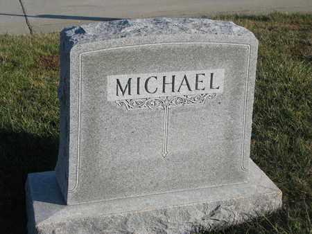 MICHAEL, (FAMILY MONUMENT) - Cuming County, Nebraska | (FAMILY MONUMENT) MICHAEL - Nebraska Gravestone Photos