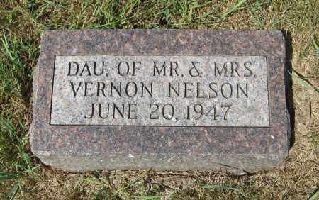 NELSON, (DAUGHTER) - Cuming County, Nebraska | (DAUGHTER) NELSON - Nebraska Gravestone Photos