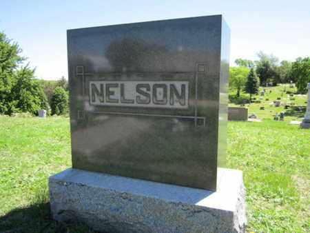 NELSON, (FAMILY MONUMENT) - Cuming County, Nebraska | (FAMILY MONUMENT) NELSON - Nebraska Gravestone Photos