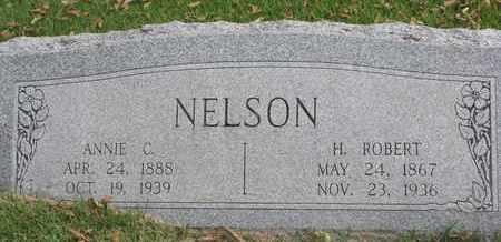 NELSON, H. ROBERT - Cuming County, Nebraska | H. ROBERT NELSON - Nebraska Gravestone Photos