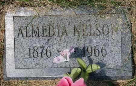 NELSON, ALMEDIA - Cuming County, Nebraska   ALMEDIA NELSON - Nebraska Gravestone Photos