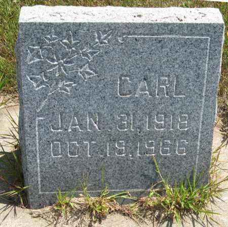 NELSON, CARL - Cuming County, Nebraska | CARL NELSON - Nebraska Gravestone Photos