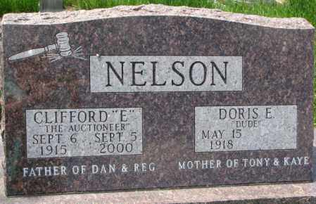 NELSON, DORIS E. - Cuming County, Nebraska | DORIS E. NELSON - Nebraska Gravestone Photos