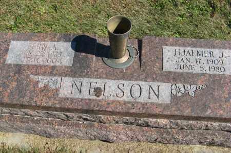 NELSON, HJALMER J. - Cuming County, Nebraska | HJALMER J. NELSON - Nebraska Gravestone Photos