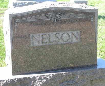 NELSON, (FAMILY MONUMENT) - Cuming County, Nebraska   (FAMILY MONUMENT) NELSON - Nebraska Gravestone Photos
