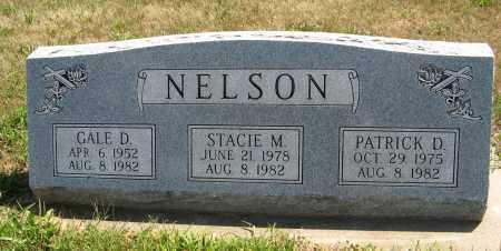 NELSON, GALE D. - Cuming County, Nebraska | GALE D. NELSON - Nebraska Gravestone Photos