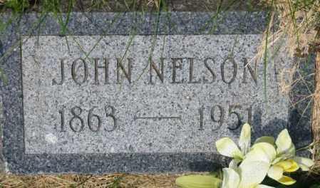 NELSON, JOHN - Cuming County, Nebraska   JOHN NELSON - Nebraska Gravestone Photos