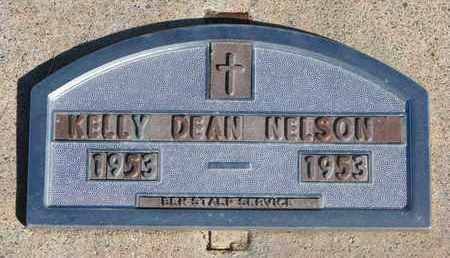 NELSON, KELLY DEAN - Cuming County, Nebraska | KELLY DEAN NELSON - Nebraska Gravestone Photos