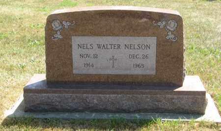 NELSON, NELS WALTER - Cuming County, Nebraska | NELS WALTER NELSON - Nebraska Gravestone Photos