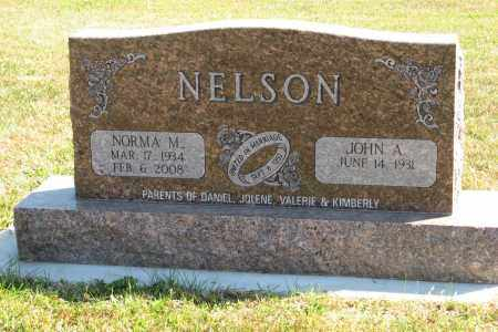 NELSON, NORMA M. - Cuming County, Nebraska | NORMA M. NELSON - Nebraska Gravestone Photos