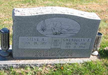 NELSON, GWENDOLYN F. - Cuming County, Nebraska | GWENDOLYN F. NELSON - Nebraska Gravestone Photos