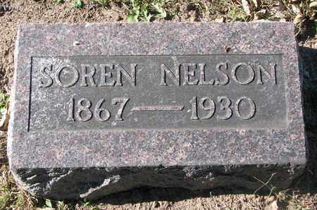 NELSON, SOREN - Cuming County, Nebraska | SOREN NELSON - Nebraska Gravestone Photos