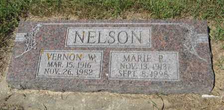 NELSON, VERNON W. - Cuming County, Nebraska | VERNON W. NELSON - Nebraska Gravestone Photos