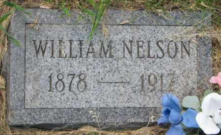 NELSON, WILLIAM - Cuming County, Nebraska | WILLIAM NELSON - Nebraska Gravestone Photos
