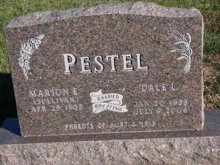 PESTEL, MARION E. - Cuming County, Nebraska   MARION E. PESTEL - Nebraska Gravestone Photos