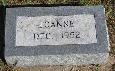 PETERS, JOANNE - Cuming County, Nebraska | JOANNE PETERS - Nebraska Gravestone Photos