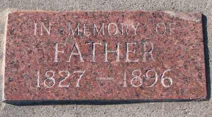PIERE, FATHER - Cuming County, Nebraska | FATHER PIERE - Nebraska Gravestone Photos