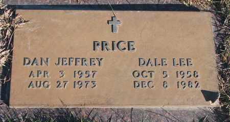 PRICE, DALE LEE - Cuming County, Nebraska | DALE LEE PRICE - Nebraska Gravestone Photos