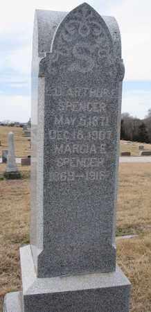 SPENCER, MARCIA E. - Cuming County, Nebraska | MARCIA E. SPENCER - Nebraska Gravestone Photos