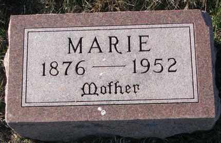 SPLITTGERBER, MARIE - Cuming County, Nebraska | MARIE SPLITTGERBER - Nebraska Gravestone Photos