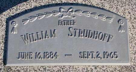 STRUDTHOFF, WILLIAM - Cuming County, Nebraska | WILLIAM STRUDTHOFF - Nebraska Gravestone Photos
